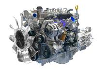 Детали двигателя (КрАЗ)