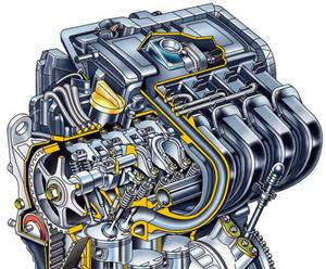 Детали двигателя Dacia (Дачия), Renault (Рено)