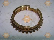 Синхронизатор КПП УАЗ 452, 469 3-4 передачи старого образца (30 зуб.) кольцо блокирующие (пр-во Ульяновск)