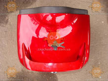 Багажник мото (кофра МЕРСЕДЕС) красная ПД 71308
