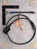 Провод АКБ ГАЗ-3302 (латунь) 25 мм.кв КП 15603