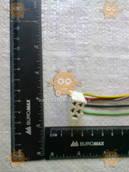 Разъем монтажного блока ВАЗ 2110 5-ти контактный КП 22456
