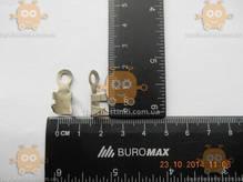 Наконечник болтовой латунный луженная 4,2мм (2,50+2,50)двойной КП 31104