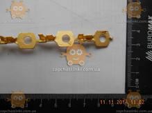 Наконечник болтовой латунный (пасивированный) 5,0мм (0,75-2,50) КП 31902