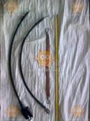 Провод АКБ ЮМЗ (латунь) 16 мм.кв. КП 14611