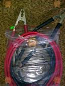 Провода прикуривателя 4,0 метра; 25 мм.кв.850А КП 21240