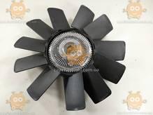 Вентилятор системы охлаждения Газель NEXT, Бизнес дв.Cummins ISF 2.8 (крыльчатка) с вязко муфтой в сборе (пр-во Россия) М 302210