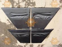 Обшивка обивка дверей УАЗ 469 Хантер (4шт) винилкожа, поролон на ДВП (пр-во Ульяновск Россия)