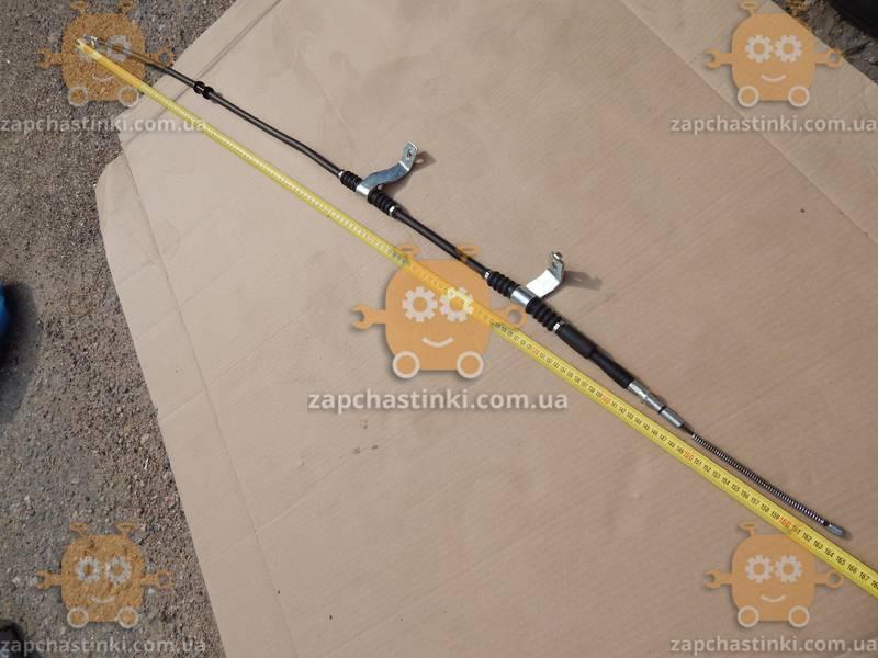 Трос ручника Chevrolet LACETTI правый (пр-во Корея) З 598973 - фото №2