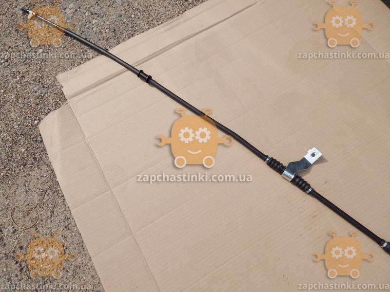 Трос ручника Chevrolet LACETTI правый (пр-во Корея) З 598973 - фото №5