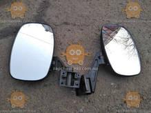 Зеркало УАЗ 452, Газель (2шт) специальный выпуск (пр-во Ульяновск Россия) Обратите внимание! Ножки разные.