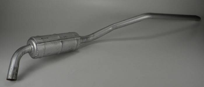 Резонатор ВАЗ 2101 - 2107 (пр-во ВИДЕКС) - фото