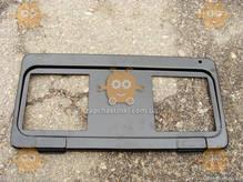 Решетка нижняя под квадратные фары МТЗ (метал) оригинал! (пр-во МТЗ) О 238461