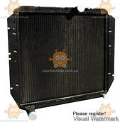 Радиатор основной ЗИЛ 4331 МЕДНЫЙ 3 ряда (пр-во TEMPEST)