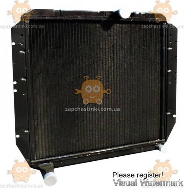 Радиатор основной ЗИЛ 4331 МЕДНЫЙ 3 ряда (пр-во TEMPEST) - фото