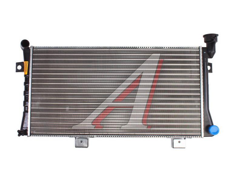 Радиатор охлаждения ВАЗ 21213 алюм. пр-во ДК - фото