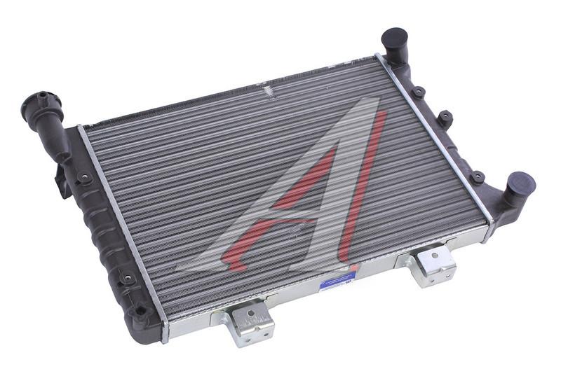Радиатор охлаждения ВАЗ 21073 алюм. Инж. Пр-во ДК - фото