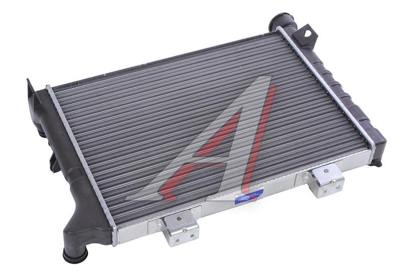 Радиатор охлаждения ВАЗ 21073 алюм. Инж. Пр-во ДК - фото №2