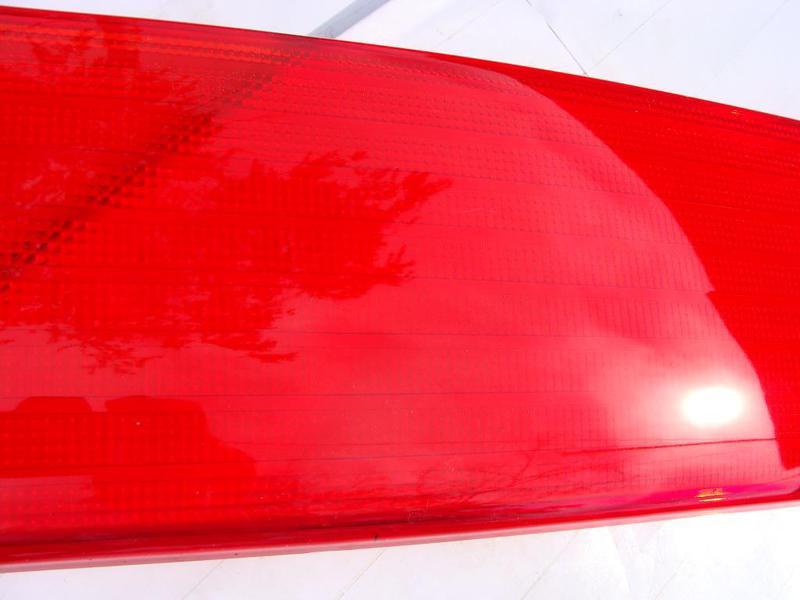 Накладка багажника ВАЗ 2111 крышки ДААЗ Россия - фото №3