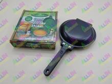 Двухсторонняя сковорода для приготовления блинов и панкейков Ceramic Non Stick Pancake Maker блинница