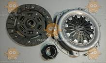Комплект сцепления DACIA LOGAN 1.4 (Корзина+диск+выжимной) (пр-во Hahn&Schmidt Германия) ЕЕ 102772
