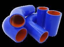 Патрубки радиатора УАЗ 451 100 л.с. (комплект 5шт) (силикон) АТП 451-1303000-10 Предоплата