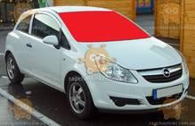 Стекло лобовое Opel Corsa D 2006-14г. МПЗ, VIN (пр-во SAFE GLASS Украина) ГС 99990 (предоплата 300 грн)