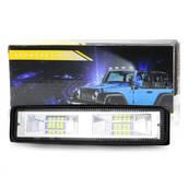 Фара LED прямоугольная 48W, 16 ламп, 10, 30V 6000K АТП LED-6Inch16LED48W Предоплата