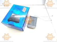 Радиатор печки DAEWOO NEXIA алюминий УСИЛЕННЫЙ толстый до 2008г 235х142х59мм (LSA Чехия) ГС 103315
