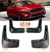 Брызговики Ford Fusion, Mondeo 2013 - 2018г 4ШТ ГИБКИЕ! (пр-во Турция) 1716.173