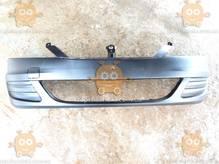 Бампер передний DACIA LOGAN с 2010г без ПТФ (пр-во EuroEx Венгрия) ЕЕ 109788 + БОНУС