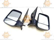Зеркало наружное Газель NEXT на 2 опоры 2ШТ с электроприводом и подогревом (пр-во ГАЗ) М 3018223