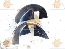 Подкрылки GEELY CK (2005 - 2008г) задние (2шт) (пр-во МЕГА ЛОКЕР) ПД 123677