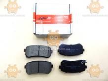 Колодки тормозные HYUNDAI ACCENT, KIA RIO, CEED задние дисковые (от 2005) (пр-во RIDER Венгрия) О 4635879686