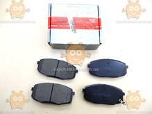 Колодки тормозные KIA CEED передние дисковые (от 2006) (пр-во RIDER Венгрия) О 4635879691