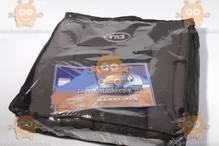 Чехол сиденья Газель Соболь в комплекте водительское + двухместное полиэстер (пр-во AutoArt) М 3827633