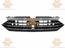 Решетка радиатора Volkswagen Jetta 7 (от 2020) (пр-во Тайвань) Гарантия! (Отправка по предоплате) АГ 22685