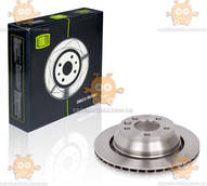 Диск тормозной Задний VW TRANSPORTER V d=314 thk=22 PCD-5/120 (2ШТ) (пр-во TRIALLI Италия) ЗЕ 0003874