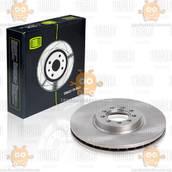 Диск тормозной передний Iveco Daily V 35C 40C 50C-Mod d=290 (2ШТ) (пр-во TRIALLI Италия) ЗЕ 00003881