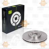 Диск тормозной передний VW TRANSPORTER V, VI d=340 thk=32,6 PCD-5/120 (пр-во TRIALLI Италия) ЗЕ 00003886