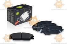 Колодка тормозная передняя ACCENT, GETZ диски передний (пр-во TRIALLI Италия) ЗЕ 00030023