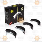 Колодки тормозные ACCENT I (после 1994г) барабанные задний (пр-во TRIALLI Италия) ЗЕ 00064714