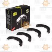 Колодки тормозные SPRINTER (после 2006г) барабанные задний 180х25 (пр-во TRIALLI Италия) ЗЕ 00064732