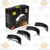 Колодки тормозные TRANSPORTER T4 (1990г) барабанные задний 270x56 (пр-во TRIALLI Италия) ЗЕ 00064739