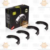 Колодки тормозные TRANSPORTER T5 (2003г) барабанные задний 185x30 (пр-во TRIALLI Италия) ЗЕ 00064740