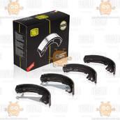 Колодки тормозные барабанные Задний HYUNDAI H-1 (после 1997г) 270x53 (пр-во TRIALLI Италия) ЗЕ 00064716