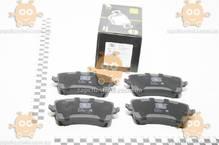 Колодки тормозные AUDI Q5 дисковые задние (после 2008г) (пр-во TRIALLI Италия) ЗЕ 00025586
