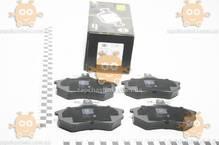 Колодки тормозные AUDI A4 (после 1994г), CHERY TIGGO (после 2005г) передние (пр-во TRIALLI Италия) ЗЕ 00025583