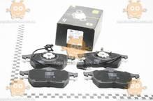 Колодки тормозные AUDI A6 передние (после 2004г) (пр-во TRIALLI Италия) ЗЕ 00025582