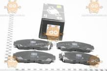 Колодки тормозные HONDA CIVIC VIII передние (после 2005г) (пр-во TRIALLI Италия) ЗЕ 00025599